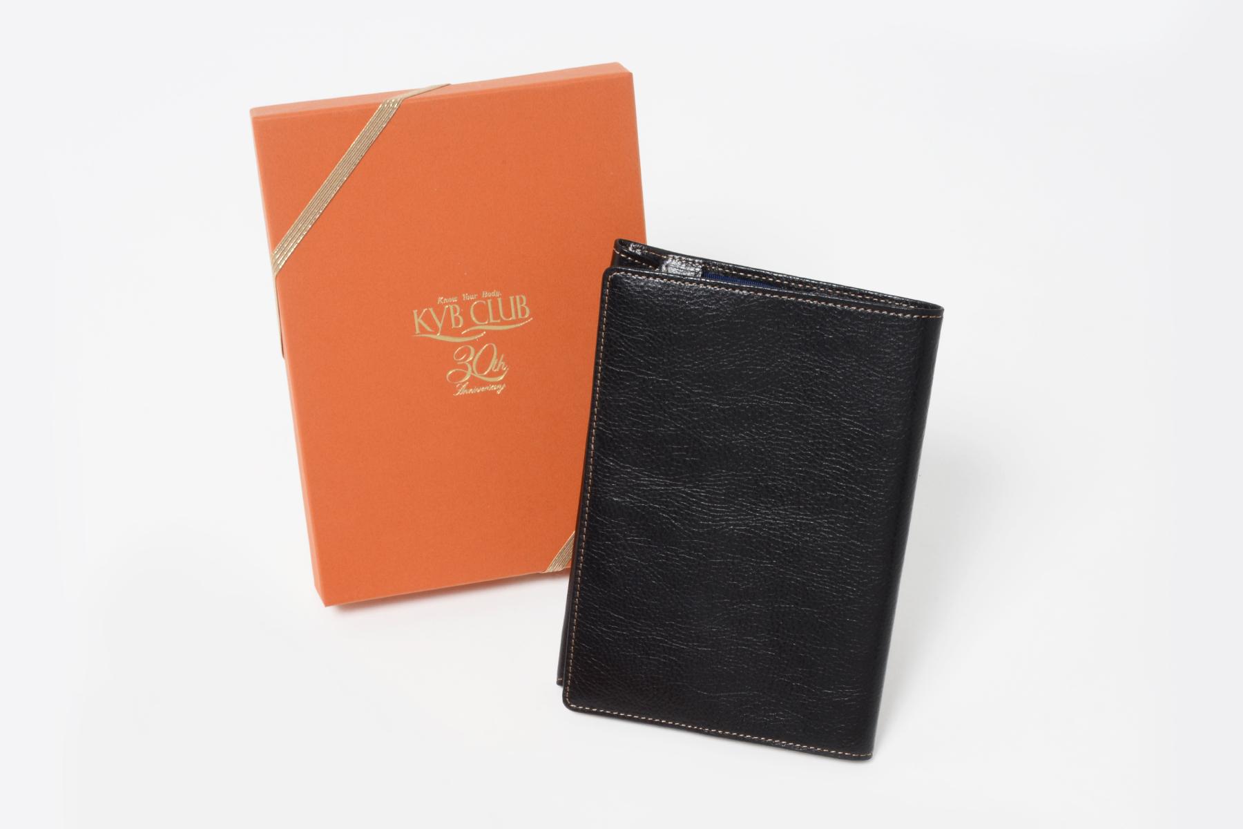 創立30周年記念品として使用した文庫本ブックカバー・アンティーク