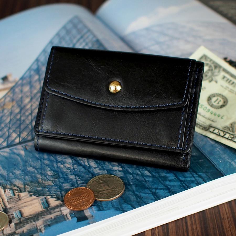 三つ折り旅財布