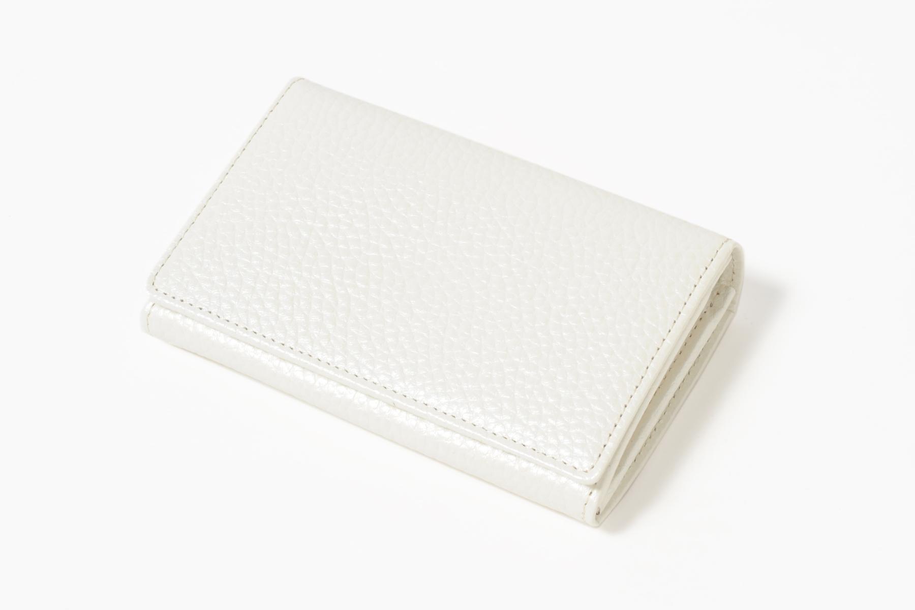 記念品に人気の本革ミニ財布