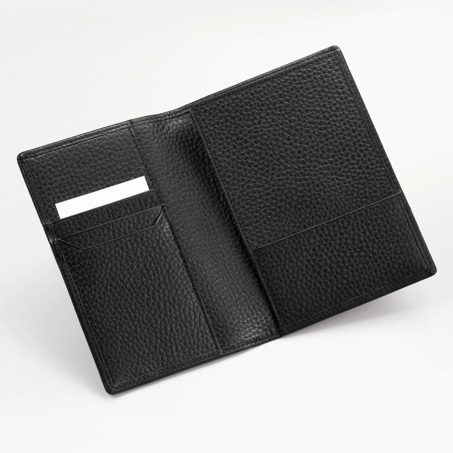 本革製パスポートケース<ノーブル>